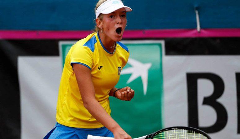 Костенко и Шошина вышли в финал турнира в Черноморске