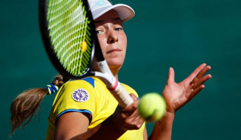 Костенко и Овчаренко сыграют на юношеском турнире 1 категории в Касабланке
