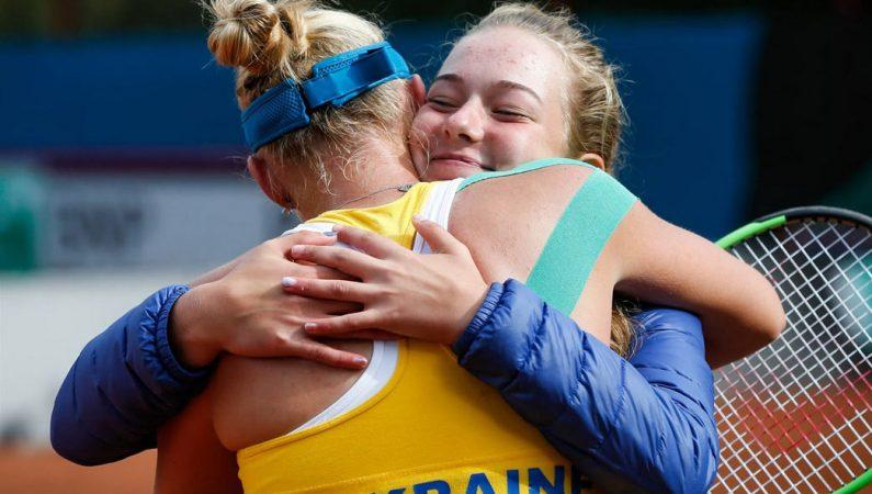 ITF Juniors FedCup. День пятый! Украина — в финале!