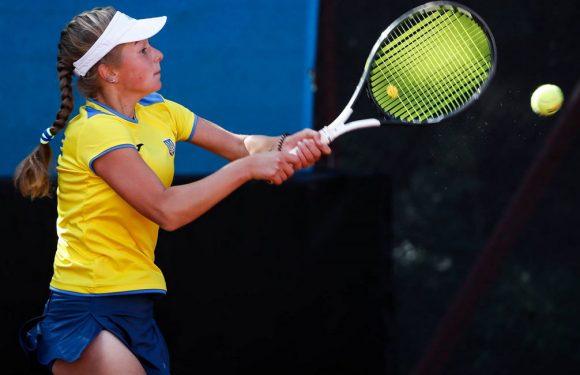 Сборная Украины — в полуфинале юношеского Кубка Федерации