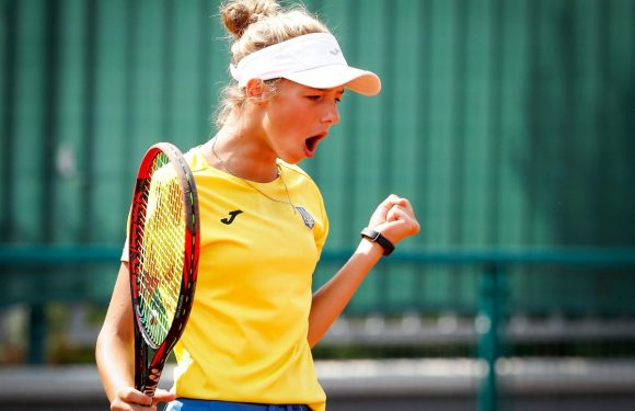 Украинцы Соболева и Ильницкий выигрывают титулы на юношеском турнире в Черноморске