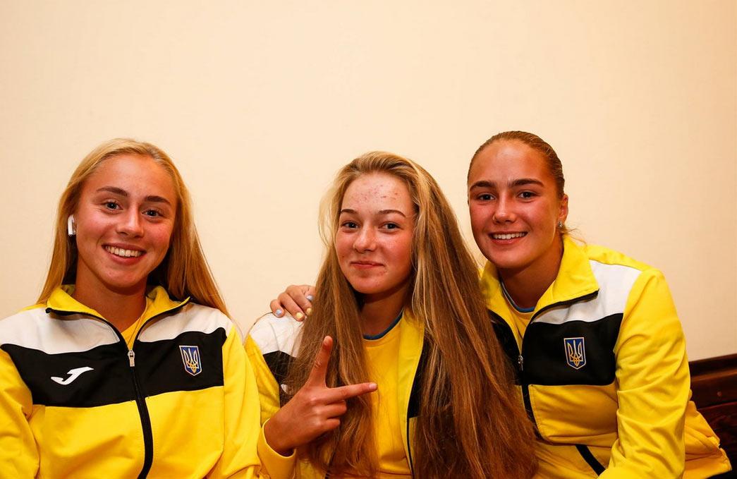 ITF Juniors FedCup. Украина уступает США в финале 1-2
