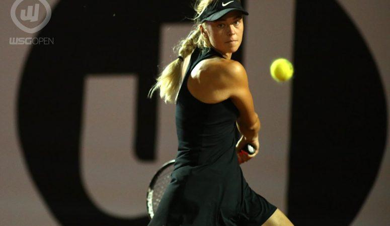 Шошина — в полуфинале турнира ITF в Шарм-эль-Шейхе