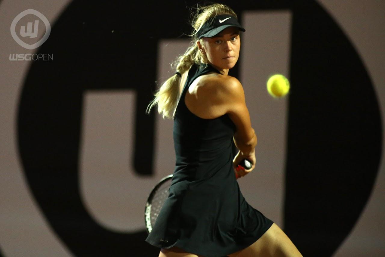 Шошина и Чернышова — лучшие в рейтинге World Tennis Tour ITF