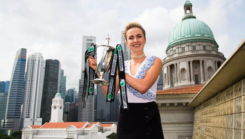 Фотопорепортаж. Элина Свитолина — победительница Итогового чемпионата WTA (обновлено)