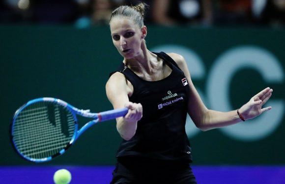 Плишкова становится первой полуфиналисткой Итогового чемпионата