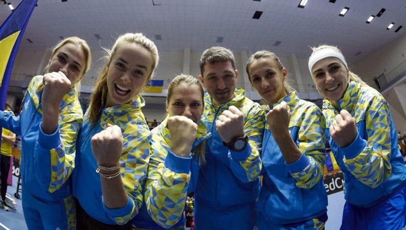 Сборная Украины проведет зональные соревнования Кубка Федерации в Польше