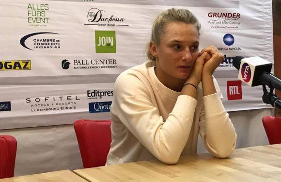 Ястремская: Была в шоке от того, что выиграла у Мугурусы