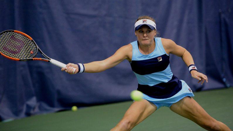 Козлова выходит в четвертьфинал турнира ITF в Торонто