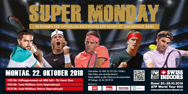 TenniTour: Тур на турнир ATP-500 в Базель 22-28 октября