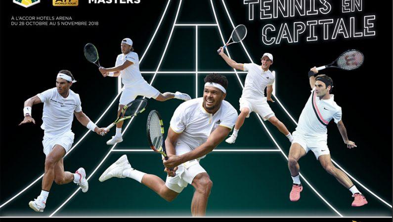 Тур на Мастерс ATP в Париж 29 октября — 5 ноября