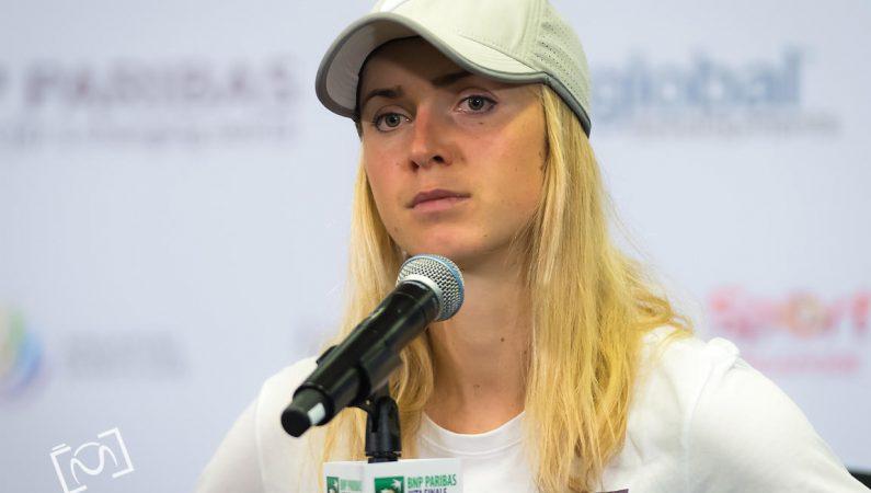 Элина Свитолина: Была невероятно мотивирована