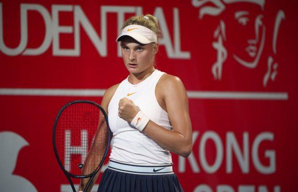 Ястремская выходит в четвертьфинал турнира WTA в Гонконге