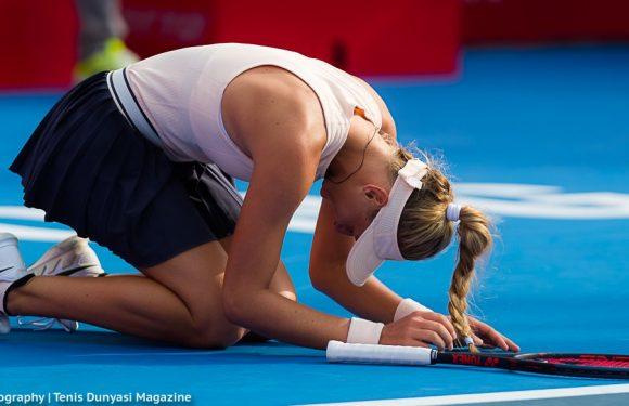 Гонконг. Ястремская впервые в карьере выходит в полуфинал турнира WTA