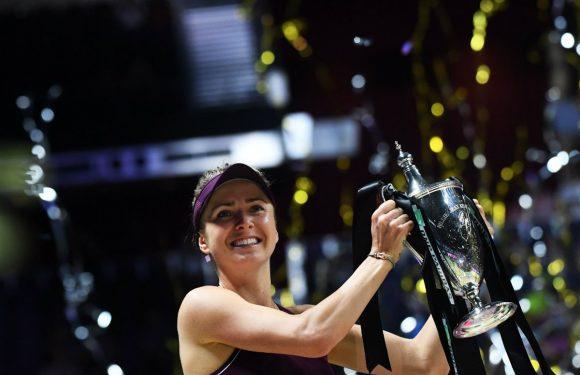Свитолина попала в пятерку теннисисток, заработавших больше всех призовых в 2018