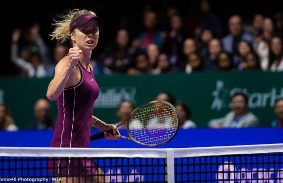 Рейтинг WTA. Свитолина поднимается на 4-ю позицию