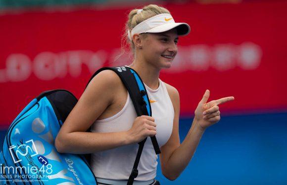 Рейтинг WTA. Ястремская и Калинина ставят новые личные рекорды