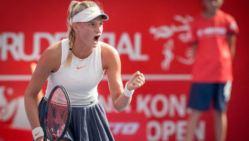 Рейтинг WTA. Ястремская поднимается на 36 позиций