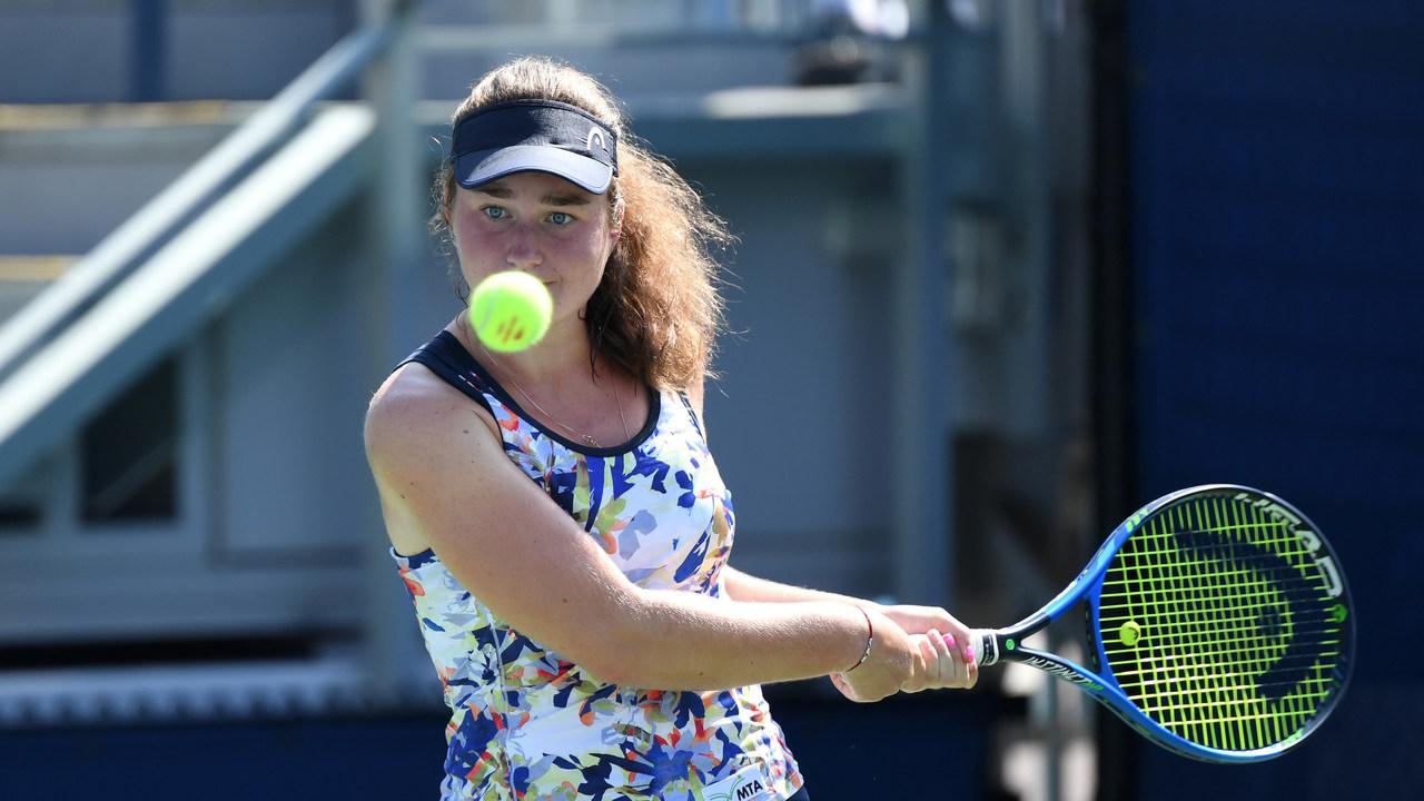 Снигур выходит в финал турнира ITF в Анталье
