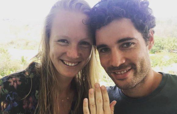 Кики Бертенс объявила о помолвке