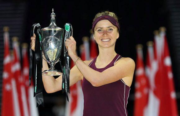 Свитолина заработала в октябре больше денег, чем кто-либо в WTA и ATP-туре
