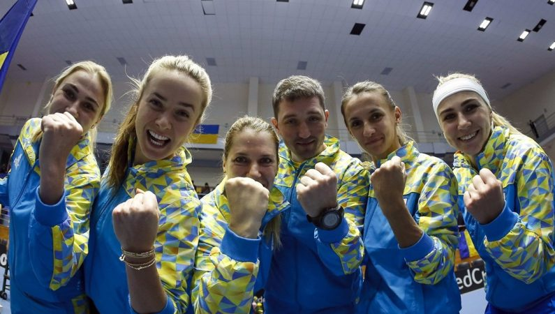 Тур в Зелену Гуру на матчи Кубка Федерации с участием сборной Украины
