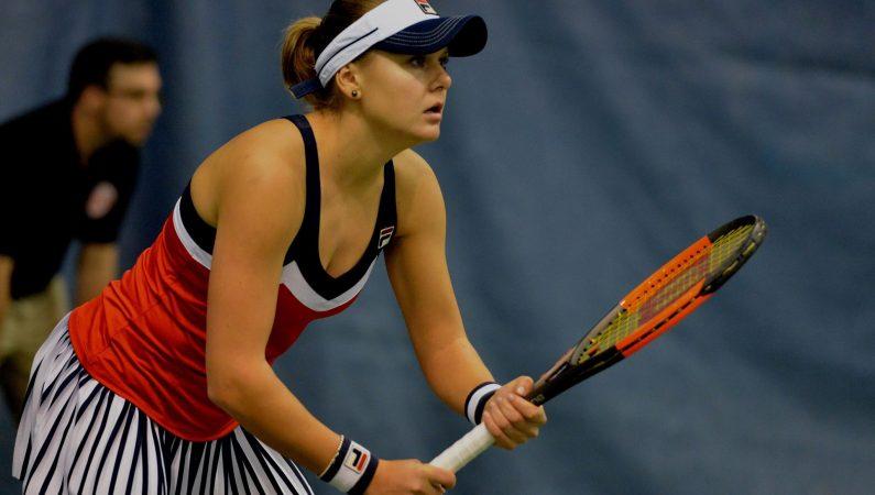 Козлова выходит в финал турнира в Торонто