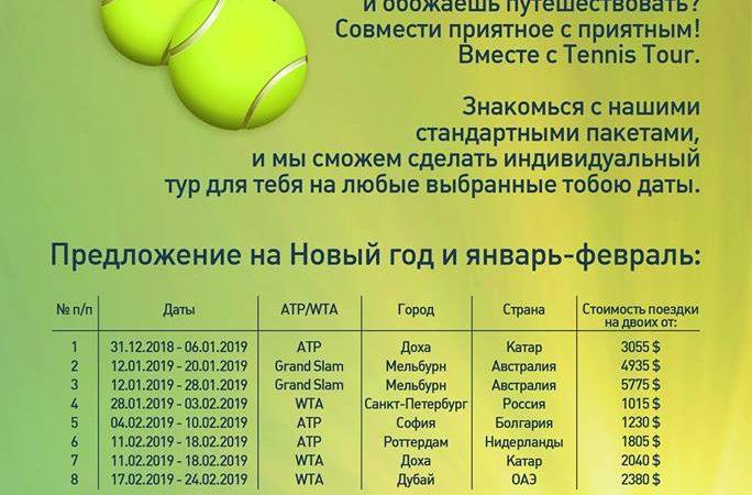 IBK Tennis Consulting представляет: «WTA Finals Grand Expert 2019»