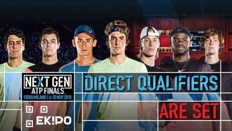 Ekipo Sports Challenge. NextGen Finals в Милане