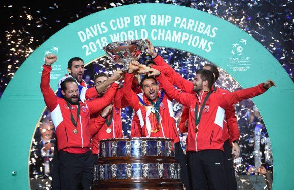 Сборная Хорватии выиграла последний Кубок Дэвиса по старому формату