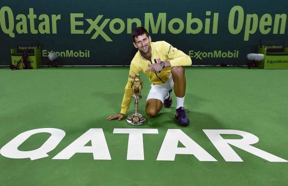 Новогодний тур в Доху на турнир ATP, 31 декабря — 6 января