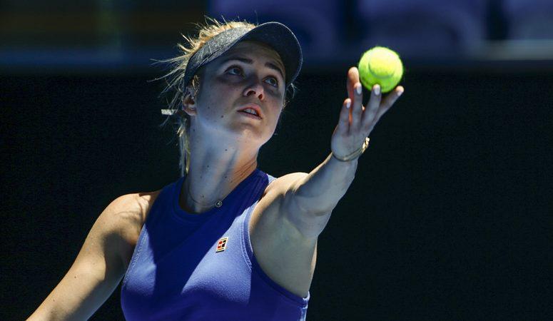 AUS Open. Свитолина и Возняцки сыграли вничью на тренировке