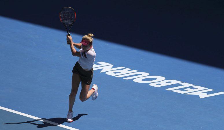 Элина Свитолина остаётся в пятерке претендеток на теннисную корону