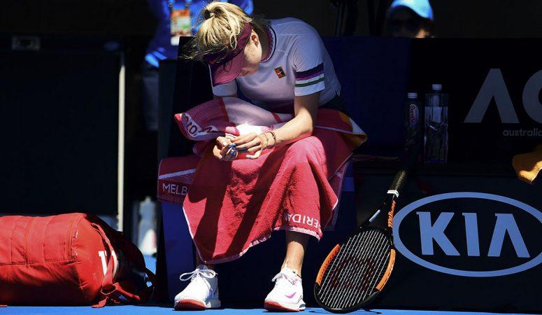 Элина Свитолина назвала причиной своего неучастия в матчах Кубка Федераци травму