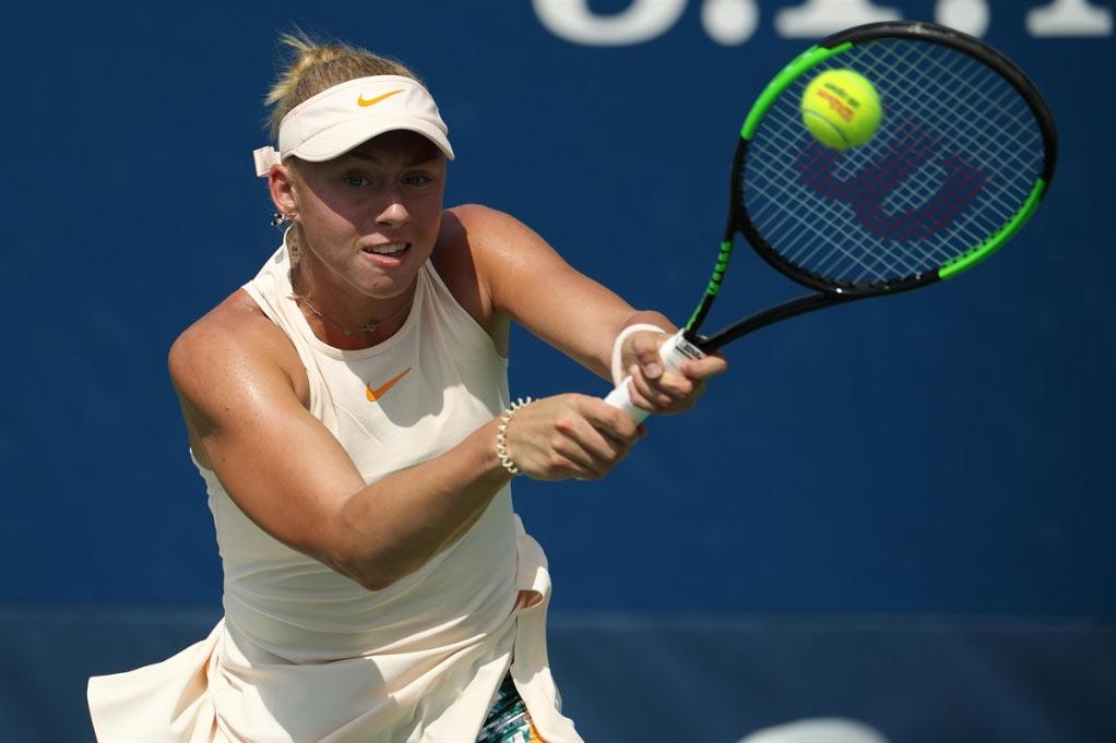 Дарья Лопатецкая — в 3 шагах от попадания в квалификацию AUS Open