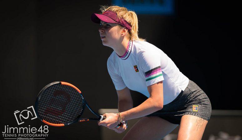 AUS Open. Свитолина останавливается в четвертьфинале