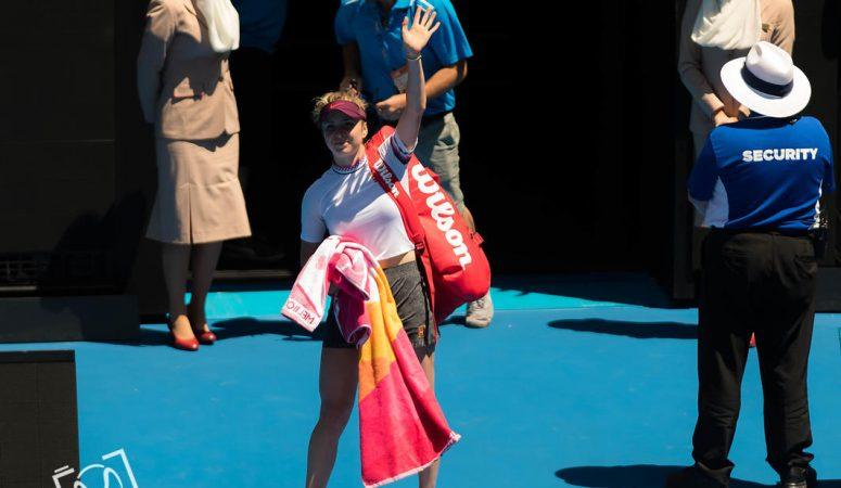 Фото: Украинцы на открытом чемпионате Австралии (обновляется)