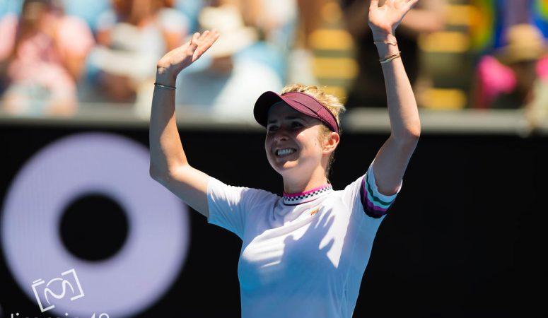 Элина Свитолина: Хочу сохранить позитивный настрой на следующий матч