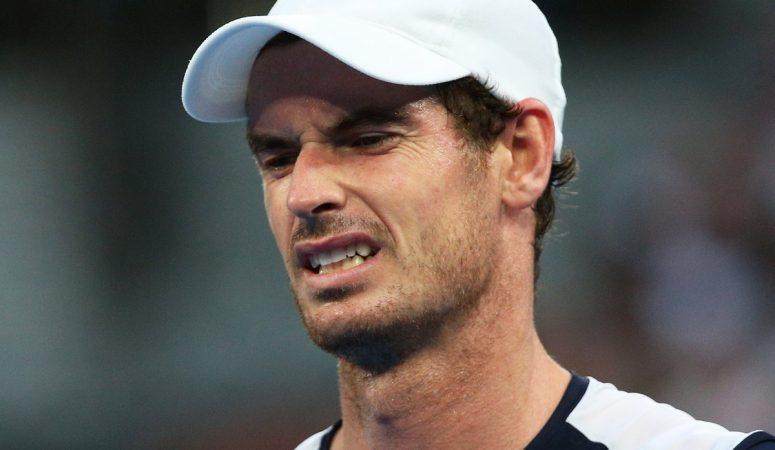 Энди Маррей покидает Открытый чемпионат Австралии