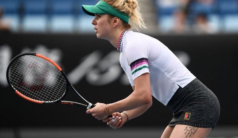 AUS Open. Свитолина стартует с уверенной победы