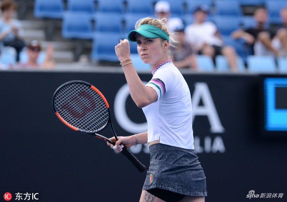 AUS Open. 17 января Свитолина и Ястремская сыграют матчи 2 раунда