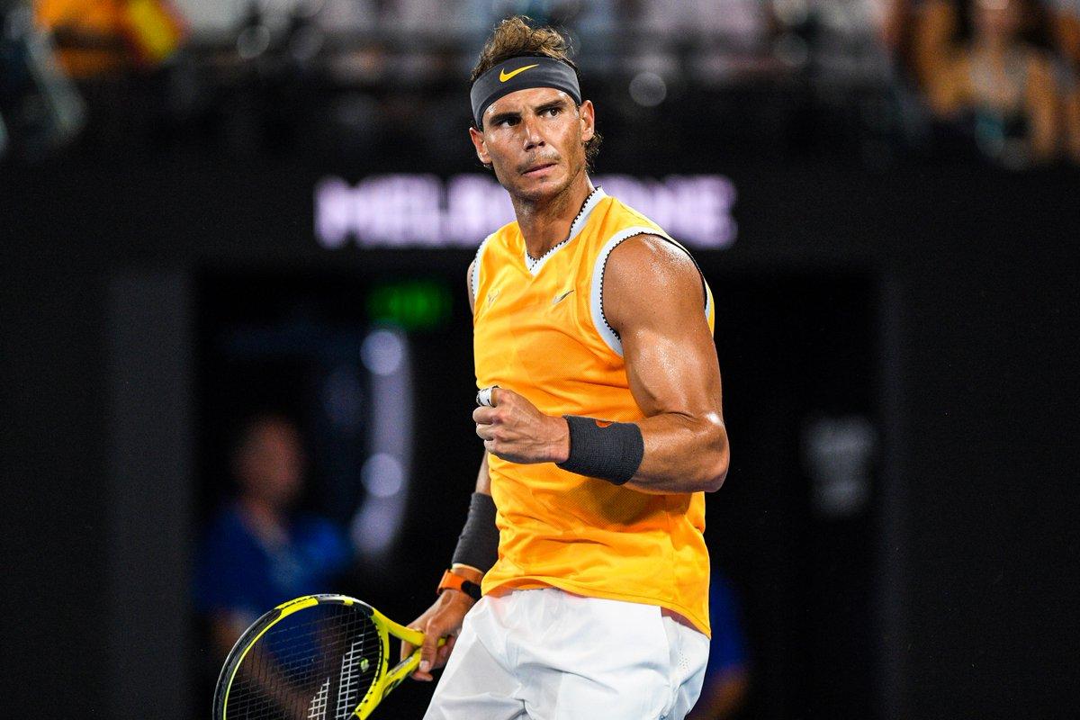 AUS Open. Надаль в пятый раз в карьере выходит в финал