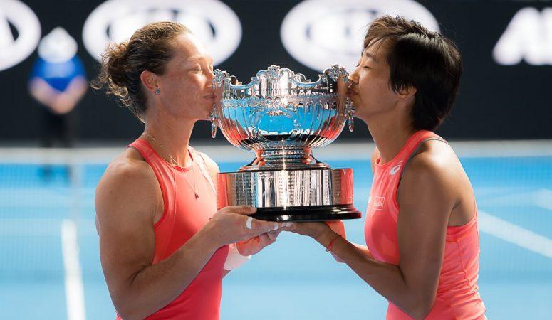 AUS Open. Стосур и Чжан выигрывают парный титул