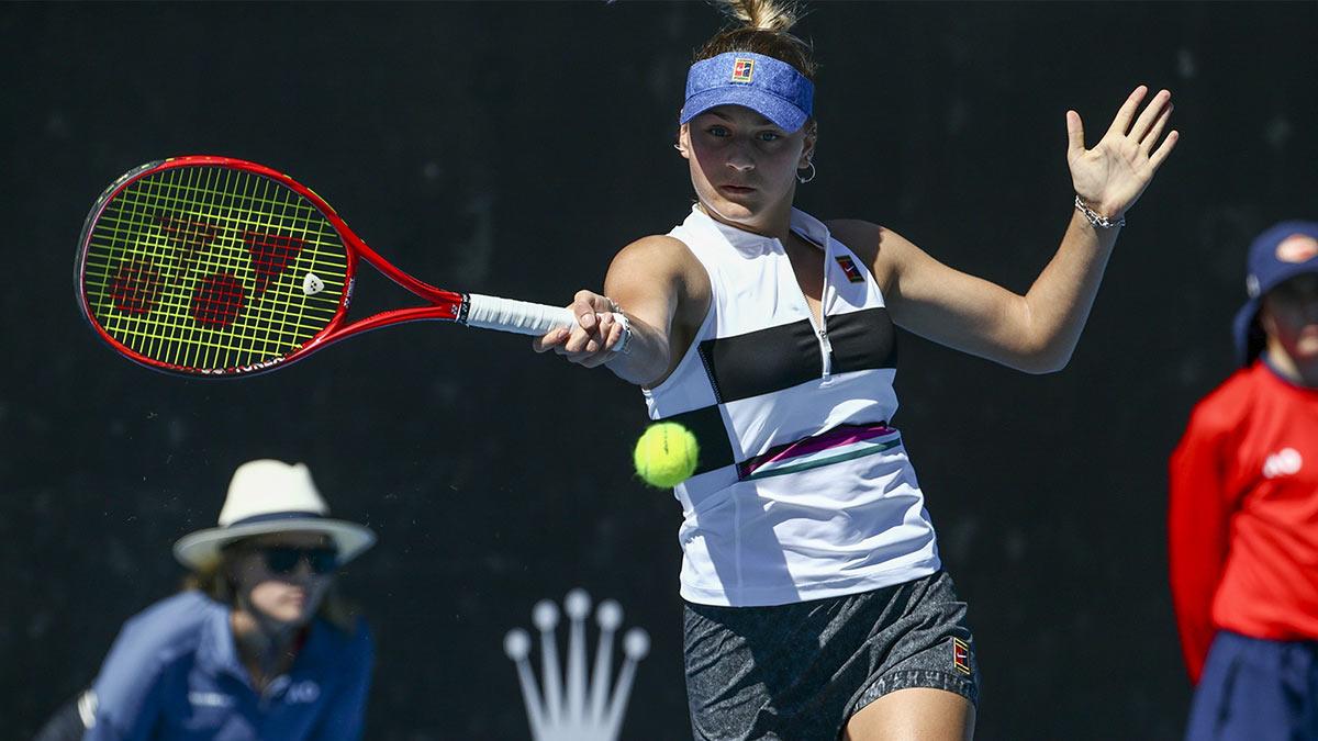 Марта Костюк возвращается на корты на турнире ITF в Швейцарии