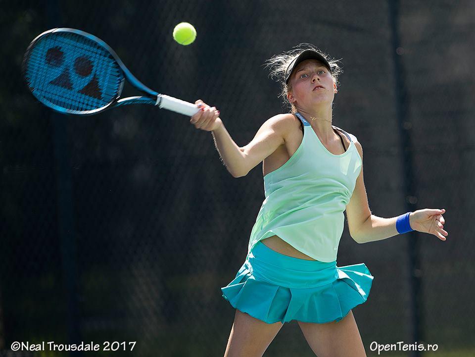 Анталья. Дема побеждает в украинском дерби и выигрывает свой 3 титул ITF