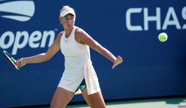 Лопатецкая сыграет в основной сетке турнира в Кофу