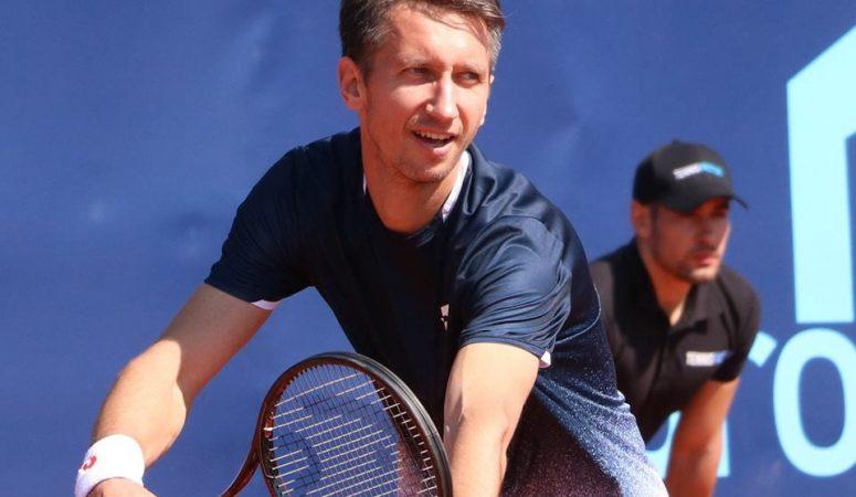 Сергей Стаховский узнал первого соперника на челленджере в Праге