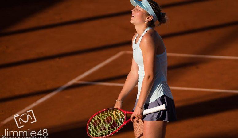 Ла-Бисбал-д'Ампурда. Марта Костюк останавливается в четвертьфинале
