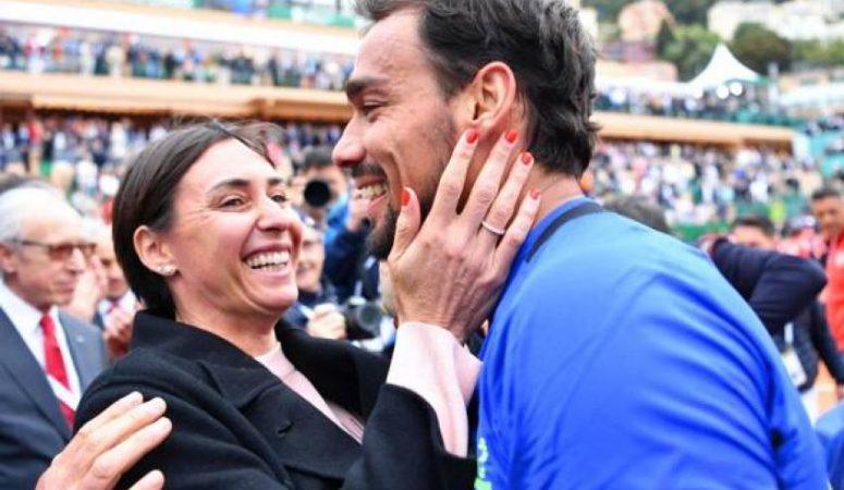 Пенетта и Фоньини надеются второй раз стать родителями