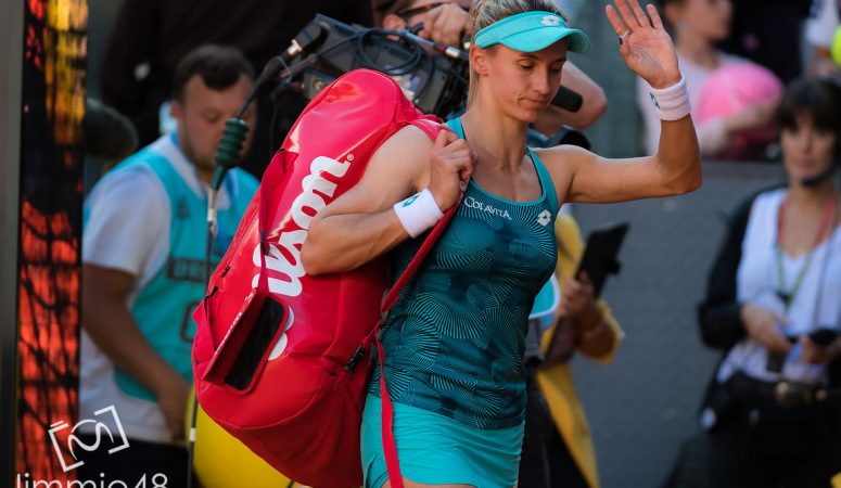 Цуренко покидает турнир WTA Premier 5 в Риме